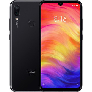 Xiaomi Redmi Note 7 4/64GB (черный)